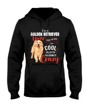 I'm a Golden Retriever Lover Hooded Sweatshirt thumbnail