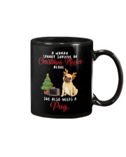 Christmas Movies and Pug Mug thumbnail