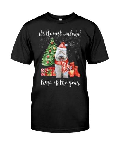 The Most Wonderful Xmas - Old English Sheepdog