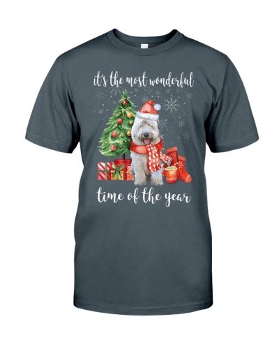 The Most Wonderful Xmas - Old English Sheepdog