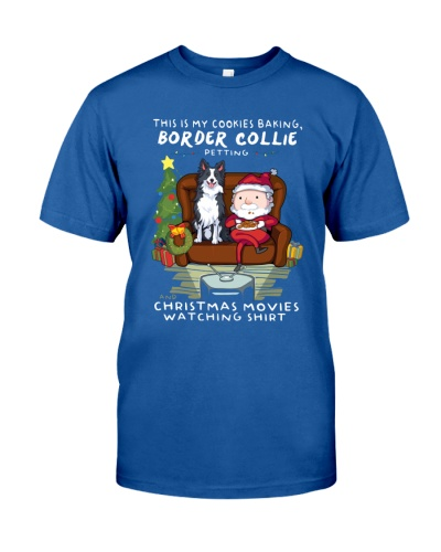 This Is My Christmas Shirt - Border Collie