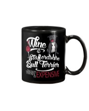 Staffordshire Bull Terrier - Therapy is expensive Mug thumbnail
