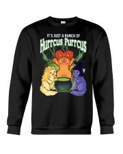 It's Just A Bunch Of Hurrcus Purrcus Crewneck Sweatshirt thumbnail