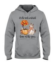 The Most Wonderful Time - Ragdoll Cat Hooded Sweatshirt thumbnail