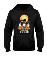 Howloween Boxer 2 Hooded Sweatshirt thumbnail