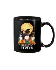 Howloween Boxer 2 Mug thumbnail