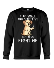 Small and Sensitive Lab Crewneck Sweatshirt thumbnail