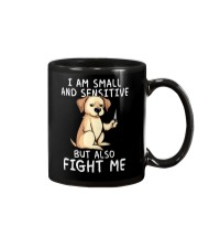 Small and Sensitive Lab Mug thumbnail
