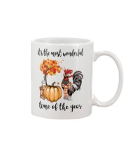 The Most Wonderful Time - Rooster Mug thumbnail