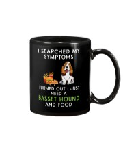 Basset Hound and Food Mug thumbnail