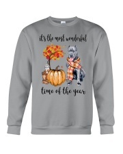 The Most Wonderful Time - Cane Corso Crewneck Sweatshirt thumbnail
