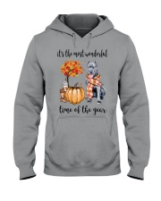 The Most Wonderful Time - Cane Corso Hooded Sweatshirt thumbnail