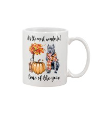 The Most Wonderful Time - Cane Corso Mug thumbnail