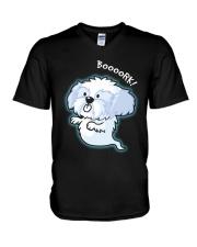 Shih Tzu - Boooork V-Neck T-Shirt thumbnail