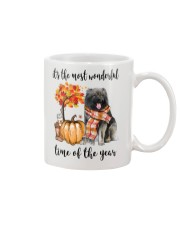 The Most Wonderful Time - Caucasian Shepherd Mug thumbnail