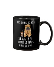 Shar Pei Coffee and Naps Mug thumbnail