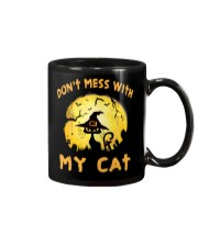 Don't Mess With My Cat  Mug thumbnail