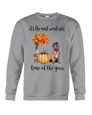 The Most Wonderful Time - Gordon Setter Crewneck Sweatshirt tile