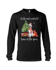 The Most Wonderful Xmas - Dalmatian Long Sleeve Tee thumbnail