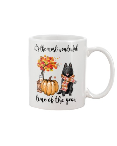 The Most Wonderful Time - Schipperke