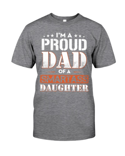 A Pround Dad Of A Smartass Daughter