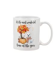 The Most Wonderful Time - Westie Mug thumbnail