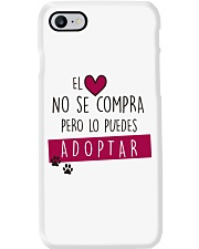 ONG animalista Accion por el Rescate Phone Case tile