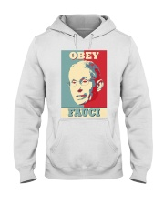 Obey Fauci Hooded Sweatshirt thumbnail