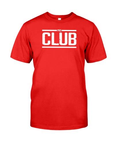 pro club t shirt