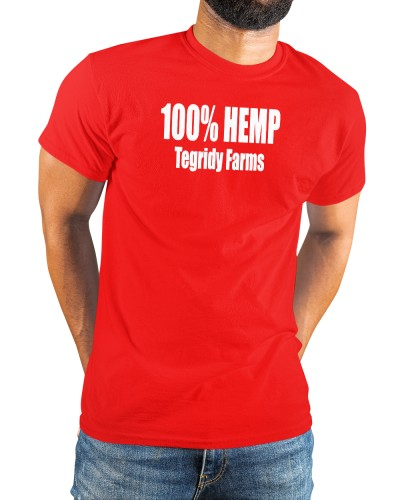 100 hemp tegridy farms t shirt