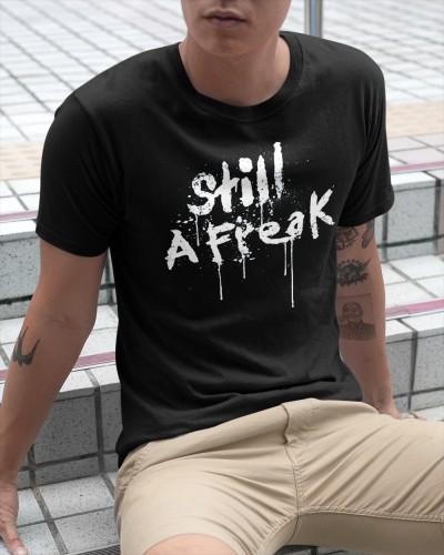 still a freak korn shirt