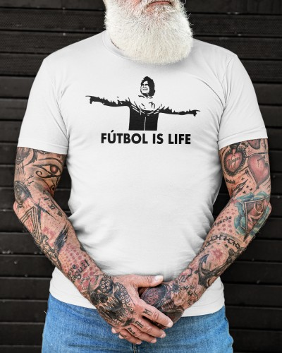 futbol is life ted lasso shirt