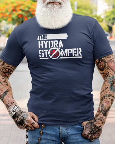 the hydra stomper shirt