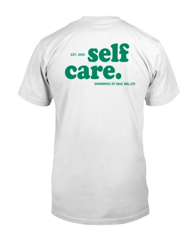 est 2009 self care swimming by mac miller shirt