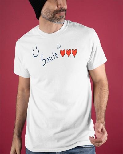 smile heart shirt