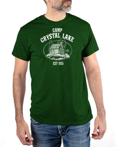 camp crystal lake shirt funny