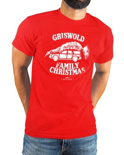 christmas vacation griswold family christmas shirt