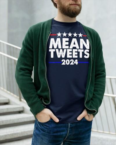 mean tweets 2024 shirt