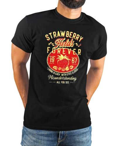 strawberry fields forever 1967 shirt