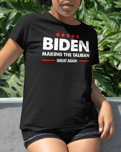 making the taliban great again shirt