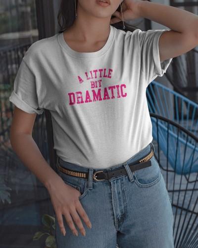 a little bit dramatic regina george shirt