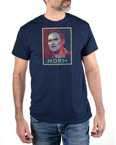norm macdonald shirt