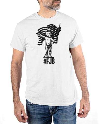 fjb pro america us distressed flag f biden fjb shirt