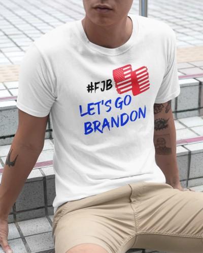 lets go brandon fjb anti biden tee shirt