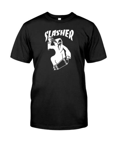 slasher shirt
