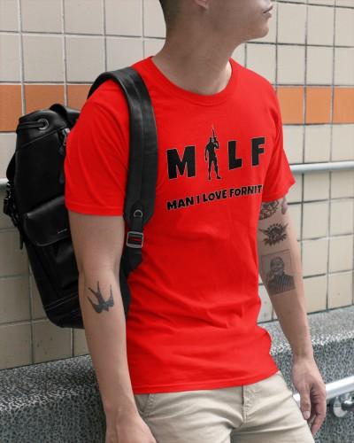 man i love fortnite shirt