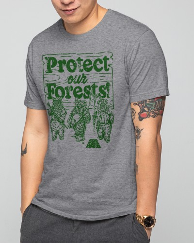 protect our forests shirt
