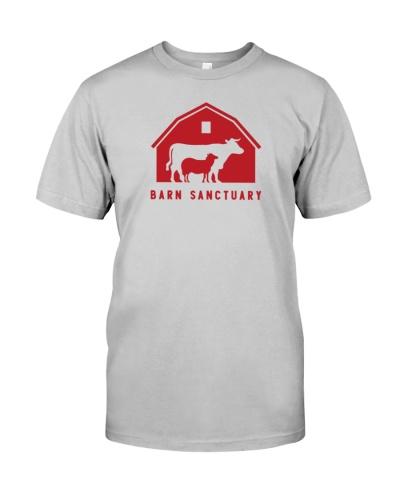 save the barn t shirt
