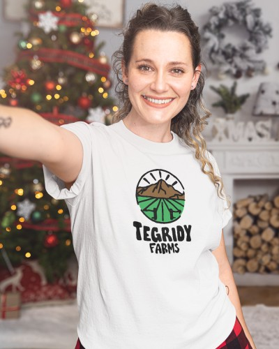 funny tegridy farms shirt