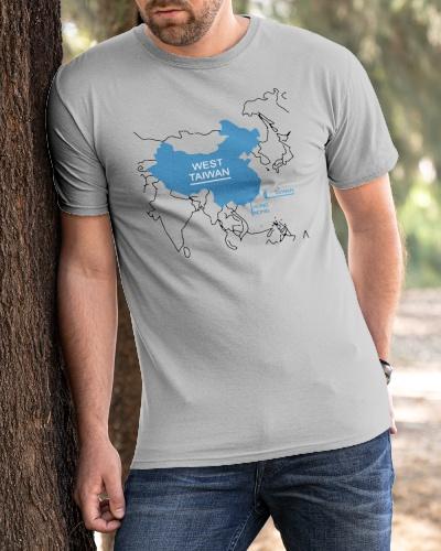 west taiwan shirt